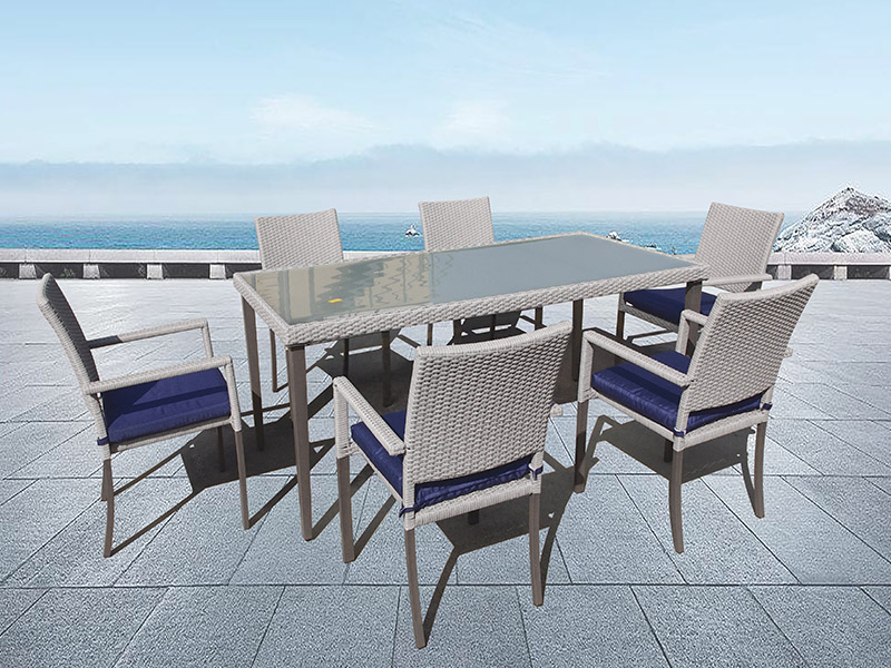 Modern Arrival Outdoor Dining Sets